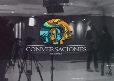 CONVERSACIONES EN LA UPLA