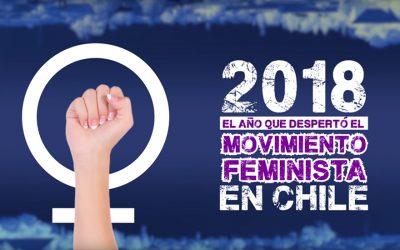 """UESTV ESTRENARÁ UN NUEVO EPISODIO DE """"LÍNEA ABIERTA: EL AÑO QUE DESPERTÓ EL MOVIMIENTO FEMINISTA EN CHILE"""""""