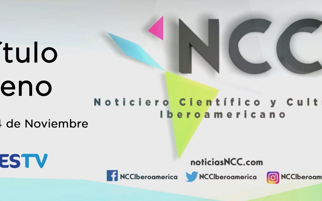 """UESTV ESTRENARÁ NUEVO CAPÍTULO DE """"NCC NOTICIERO CIENTÍFICO CULTURAL IBEROAMERICANO"""""""