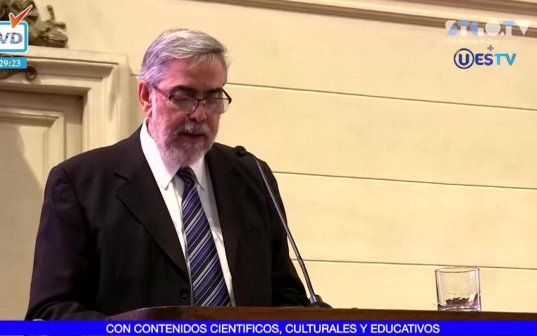 U. DE SANTIAGO INAUGURA SU NUEVO CANAL DE TELEVISIÓN DIGITAL STGO.TV