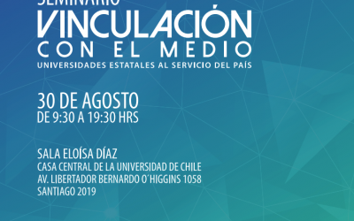 UESTV TRANSMITIRÁ EN VIVO SEMINARIO DE VINCULACIÓN CON EL MEDIO DE LAS UNIVERSIDADES ESTATALES