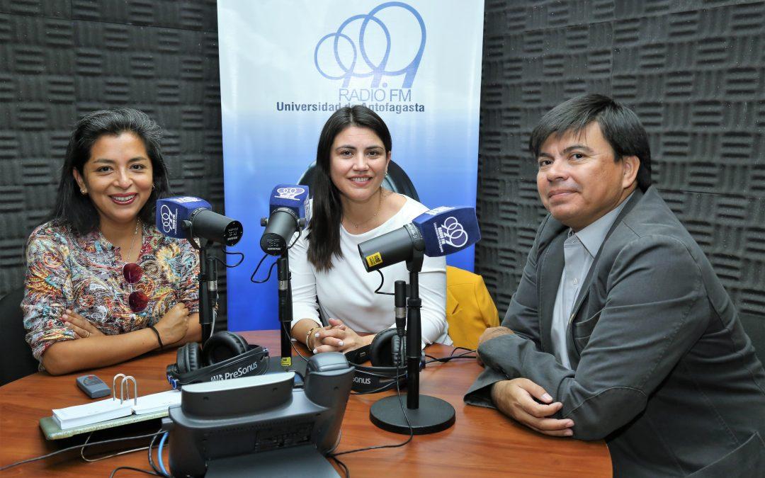 Radio Universidad de Antofagasta celebró 52 años informando a la comunidad