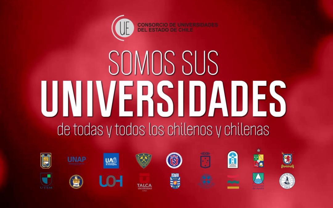 Covid-19 y el rol de las Universidades del Estado de Chile