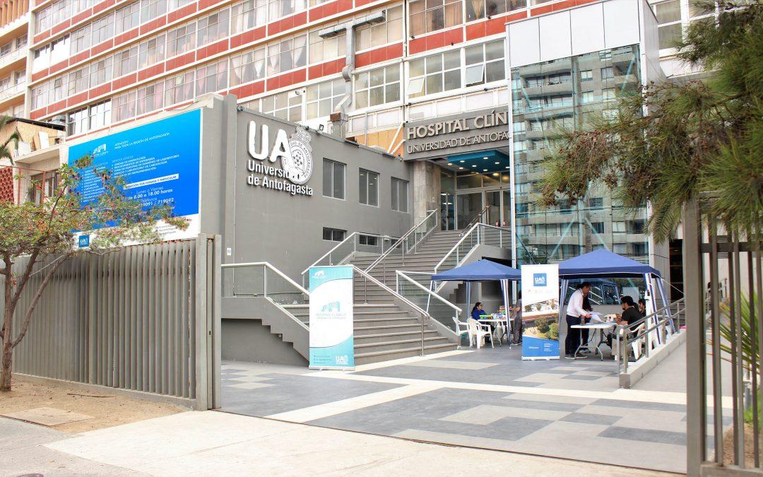 Trasladan a primeros pacientes del Hospital Regional al Hospital Clínico de la Universidad de Antofagasta