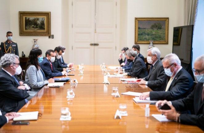 Gobierno implementará programa especial de acompañamiento en Salud Mental basado en propuesta U. de Chile