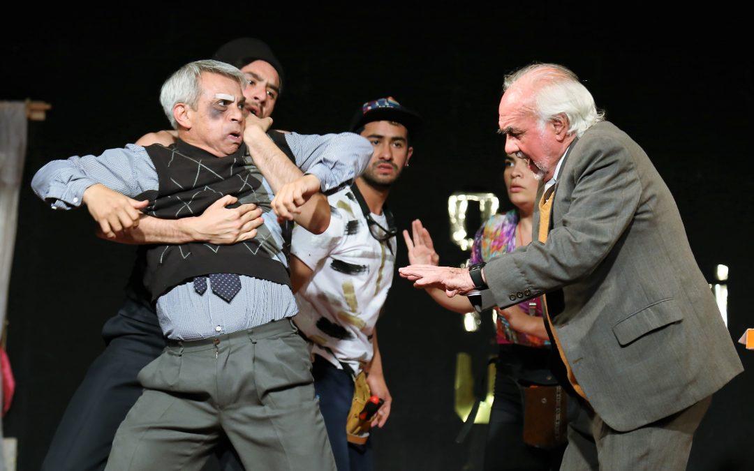 Compañía de Teatro de la U. de Antofagasta cambia de escenario: ahora transmite obras en línea