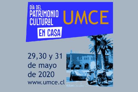Día del Patrimonio Cultural en Casa UMCE