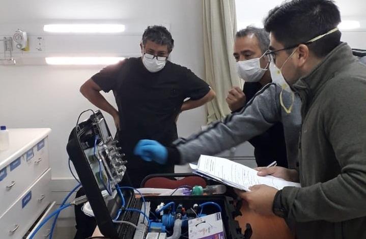 UV: Esta semana continúan inspecciones de Certemed a ventiladores finalistas de concurso nacional