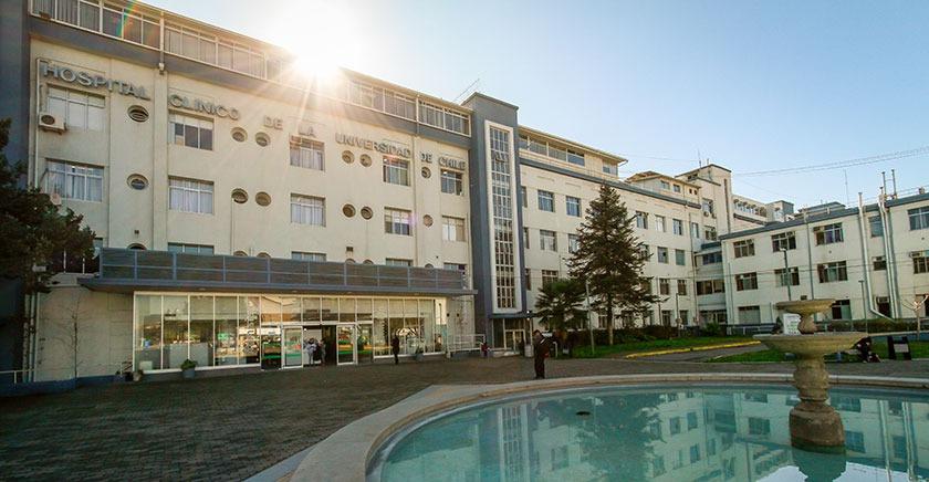 Hospital Clínico de la U. de Chile recibe 25 equipos de oxigenación de alto flujo donados por el Fondo Empresarial de la CPC