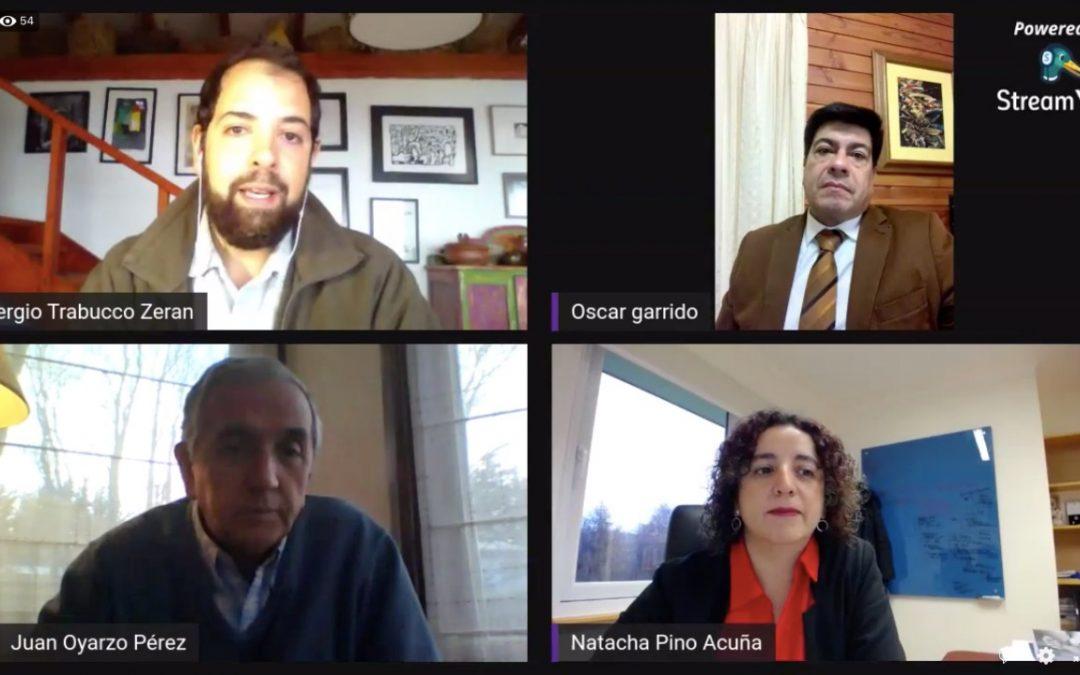 Universidades estatales del sur austral conforman red para favorecer el desarrollo cultural en la Patagonia