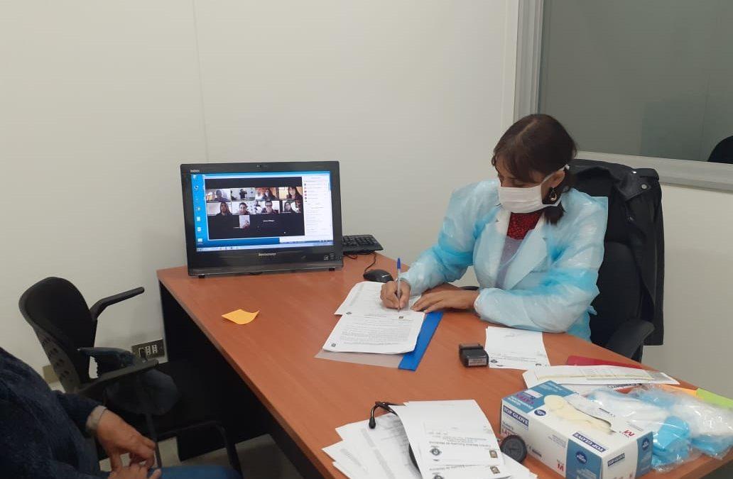 Culmina exitosamente campaña «100 atenciones médicas gratuitas para adultos mayores», de la Universidad de Tarapacá