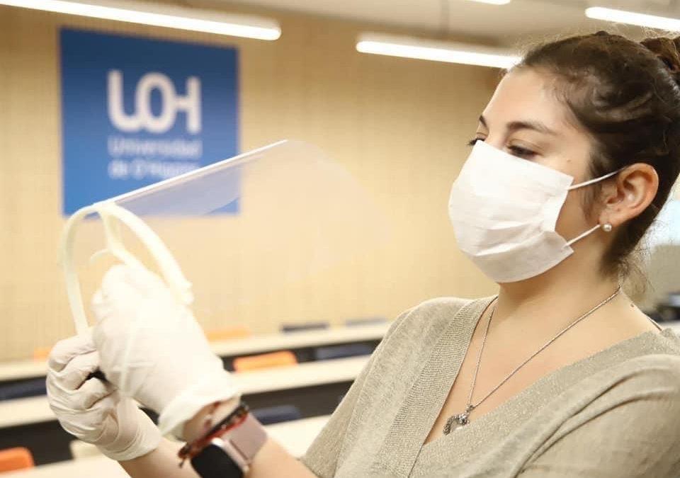 UOH y pandemia: soluciones para tiempos de crisis por coronavirus