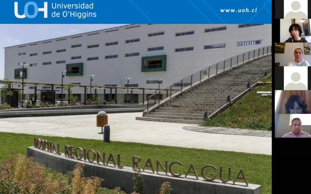 Carrera de Enfermería UOH organizó ciclo de diálogos con exponentes nacionales e internacionales