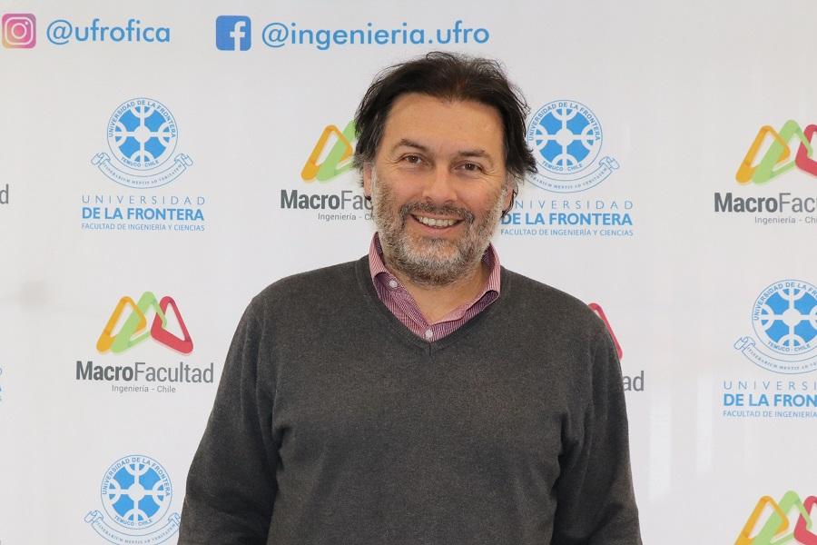 Decano de Facultad de Ingeniería y Ciencias Ufro integra grupo de expertos que elaborará propuesta de Hidrógeno verde para Chile