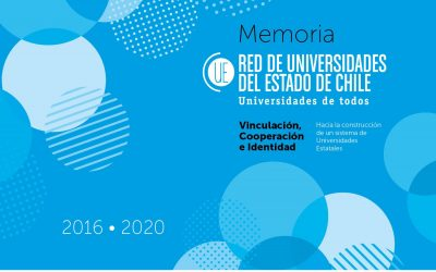 Lanzamiento oficial de la Memoria de la Red de Universidades del Estado