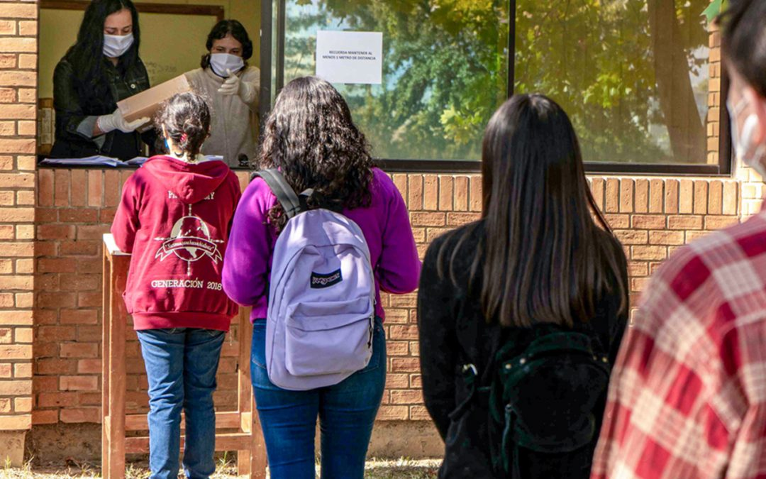 Universidad de Talca adquiere 1.800 nuevos notebooks para estudiantes