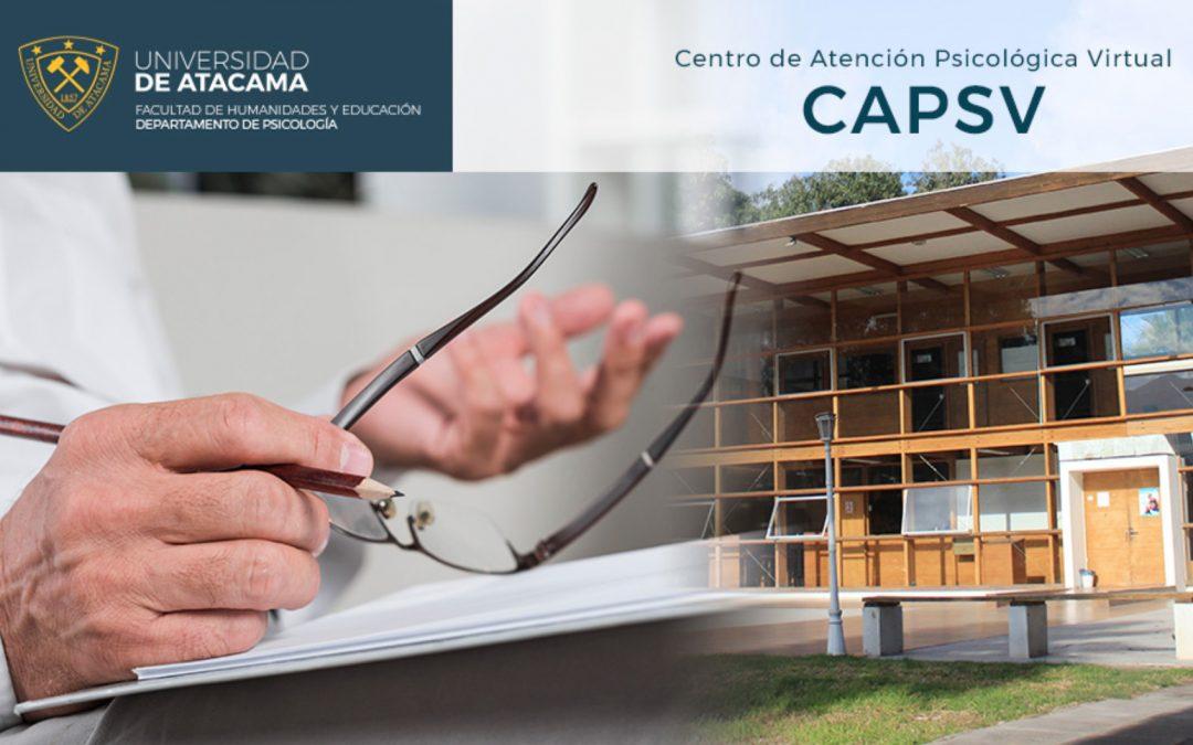 Profesionales, estudiantes y voluntarios/as de la UDA ofrecen Asistencia Psicológica a través de Centro de Atención Virtual