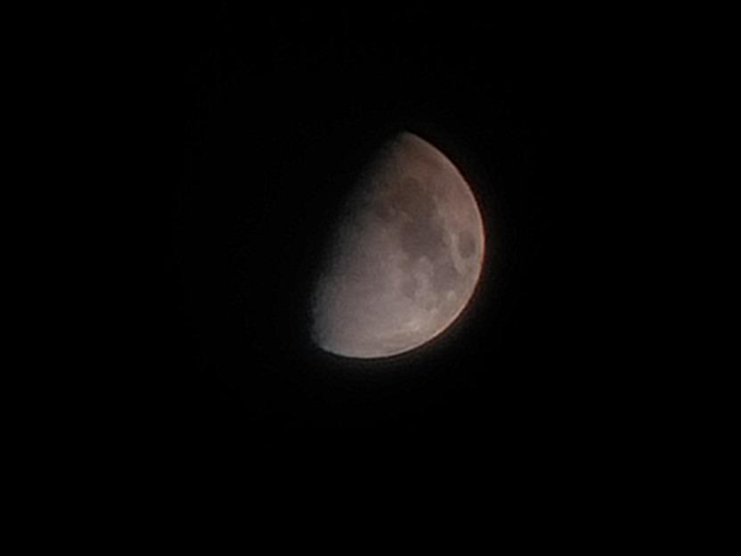 Doble hito de la astronomía en Chile: logran imagen de la primera luz de la luna con innovador espejo fabricado íntegramente en el país
