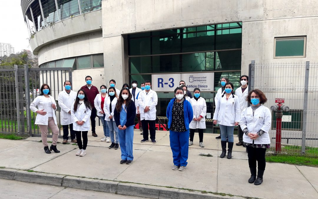 Laboratorio de Medicina UV cumple cinco meses de trabajo sin pausa en contra de la pandemia