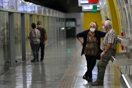 Las preocupaciones por el desconfinamiento en Santiago y Estación Central