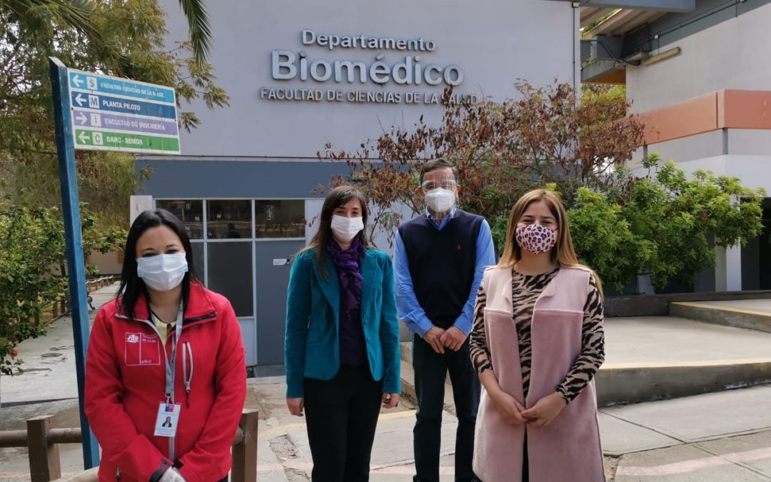 Comienza proyecto de investigación que desarrollará técnica para detectar virus como el SARS-Cov-2