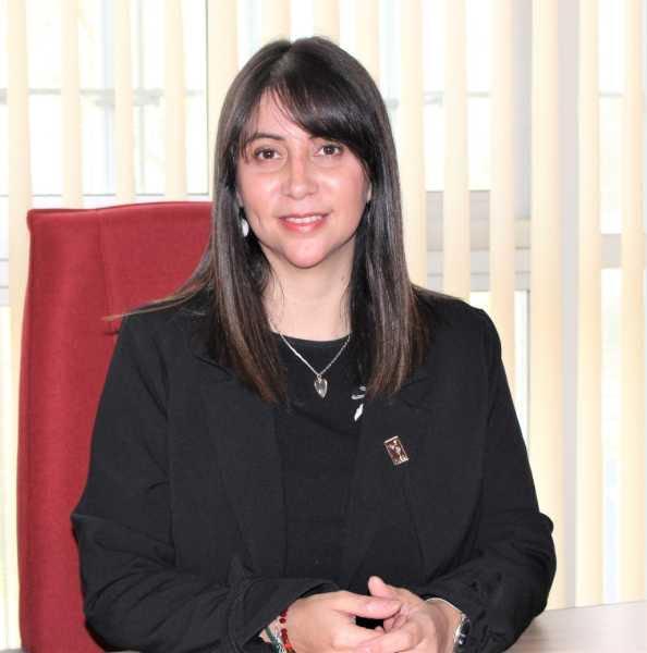 Dra. Paulina Sanhueza es electa como nueva Decana de la Facultad de Ciencias Jurídicas y Empresariales UFRO