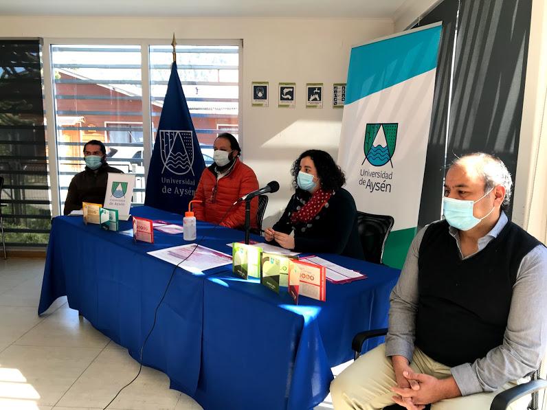 UAysén lanza admisión 2021 con nueva carrera
