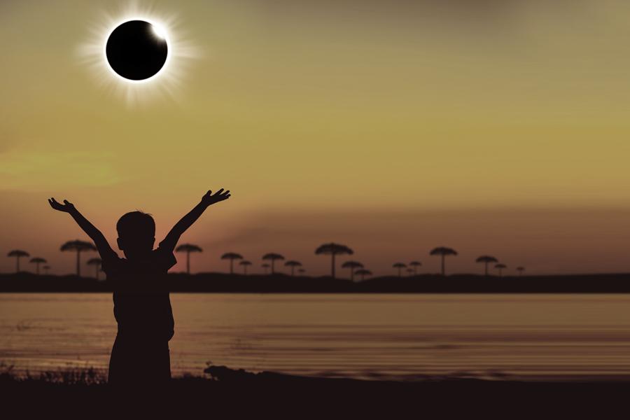 Ufro invita a escolares de La Araucanía a darle color al eclipse 2020