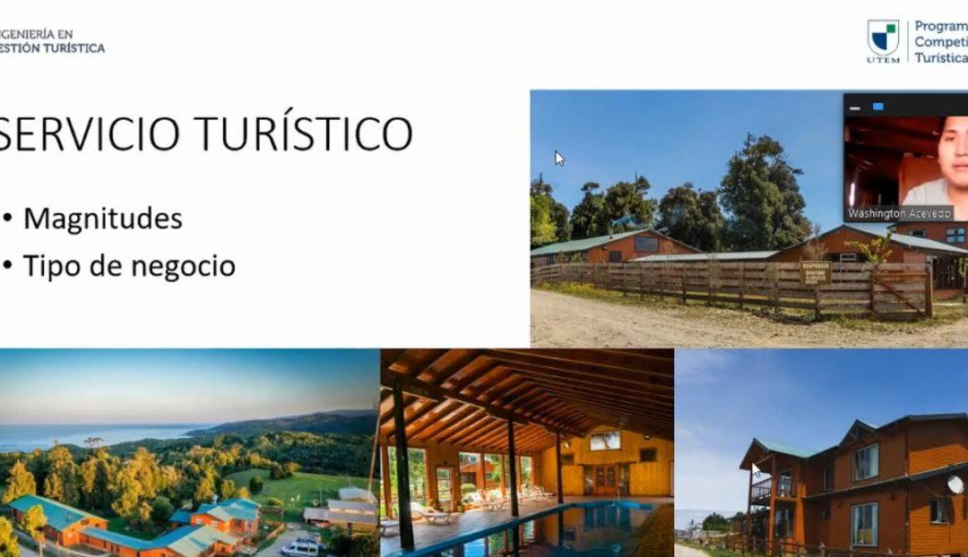 La UTEM celebró el Día Mundial del Turismo con Ciclo de Conversatorios