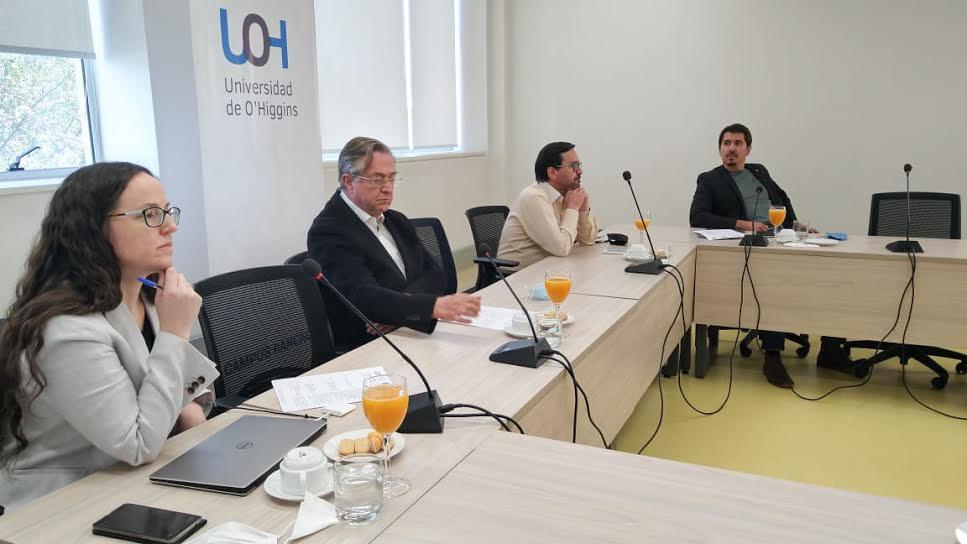 UOH capacitará a equipos de trabajo vinculados con personas en situación de calle y discapacidad