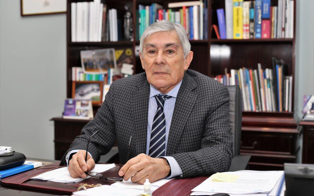 Rector de la Universidad de Antofagasta se refiere al actual escenario de las Universidades Estatales