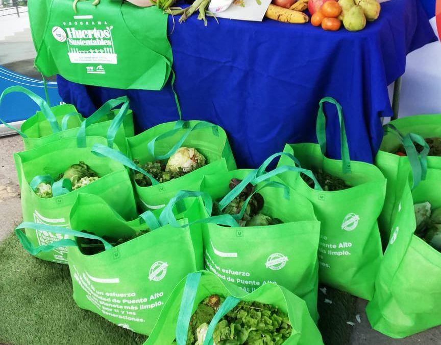 Universidad de Santiago lanza primer microbanco de alimentos de Chile