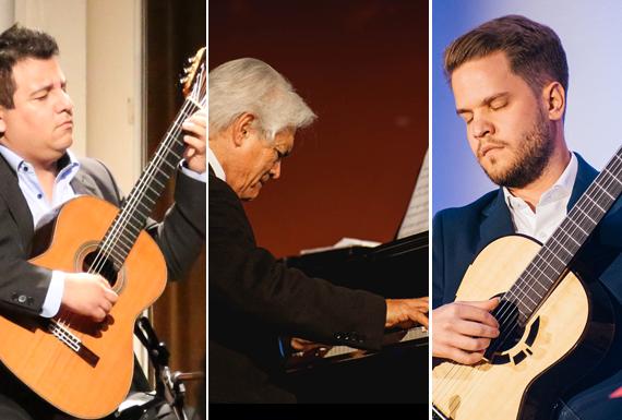 UTEM ofrece conciertos online de piano y guitarra #EnCasa