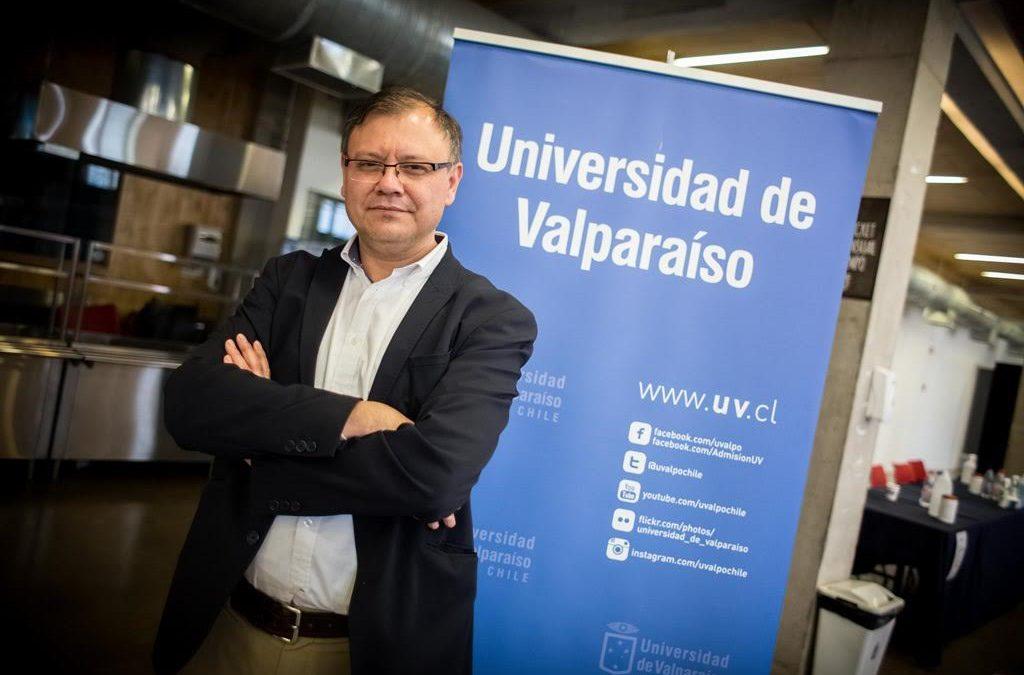 Osvaldo Corrales será el nuevo rector de la Universidad de Valparaíso