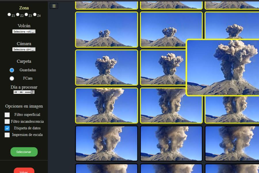 UFRO y SERNAGEOMIN suman esfuerzos para monitorear actividad sísmica de 45 volcanes del país