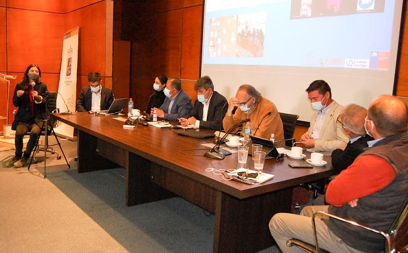 Proyecto FIC UOH sobre innovación social en sector turístico presentó avances a Consejo Regional
