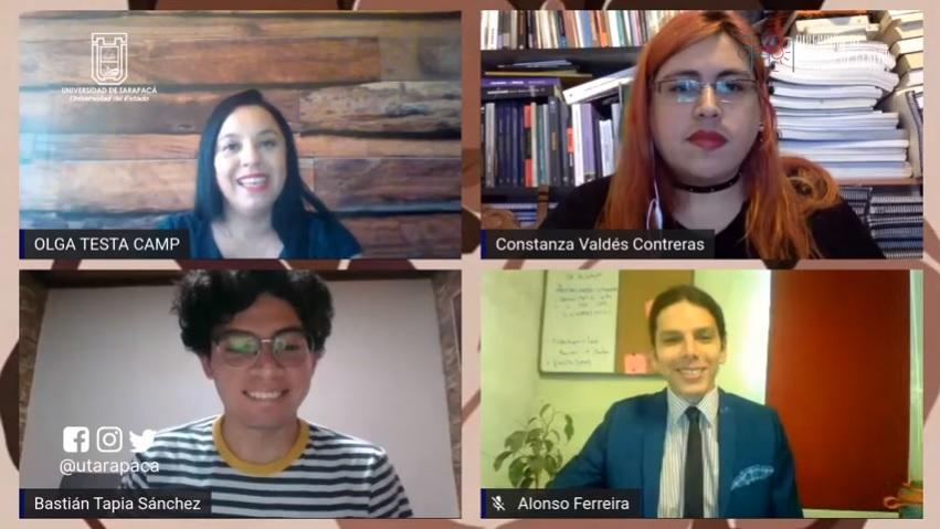 DEGEN realiza taller sobre Identidad de Género en espacios universitarios