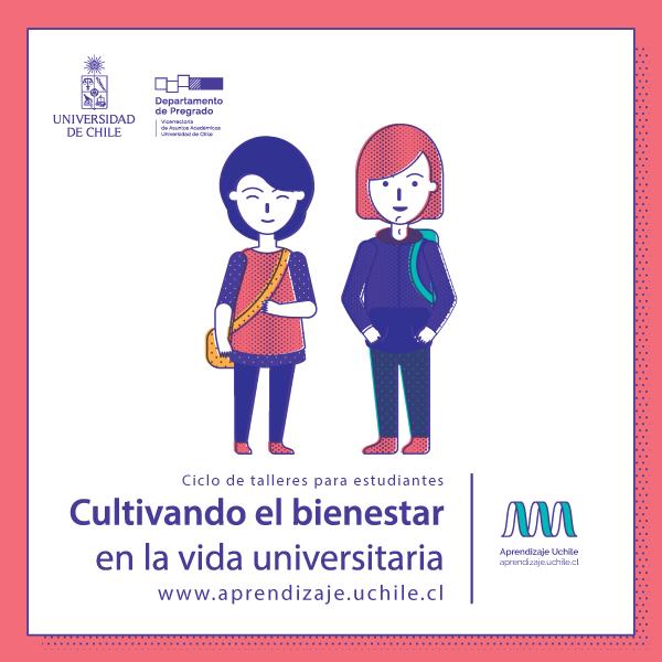Universidad de Chile abre espacios de encuentro y aprendizaje emocional para sus estudiantes