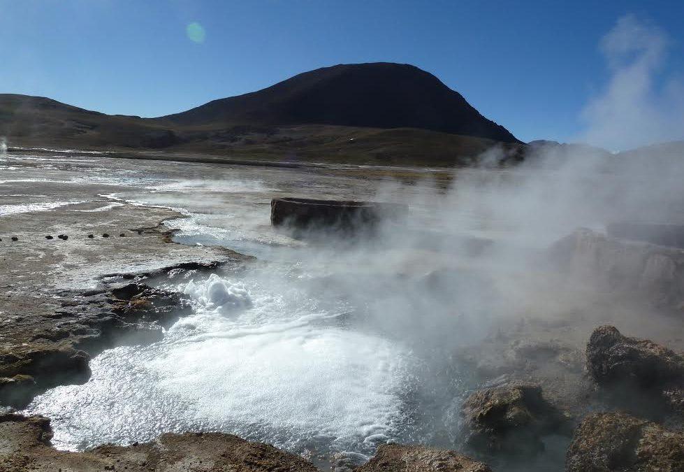 Buscan mejorar procesos industriales usando moléculas aisladas en la Región de Antofagasta