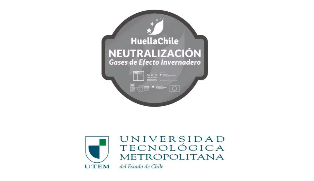La UTEM fue reconocida por su gestión de huella de carbono y sustentabilidad