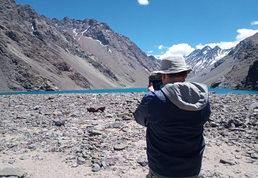 Investigadores UPLA monitorean tendencia a la baja de la nieve en cuenca del Aconcagua
