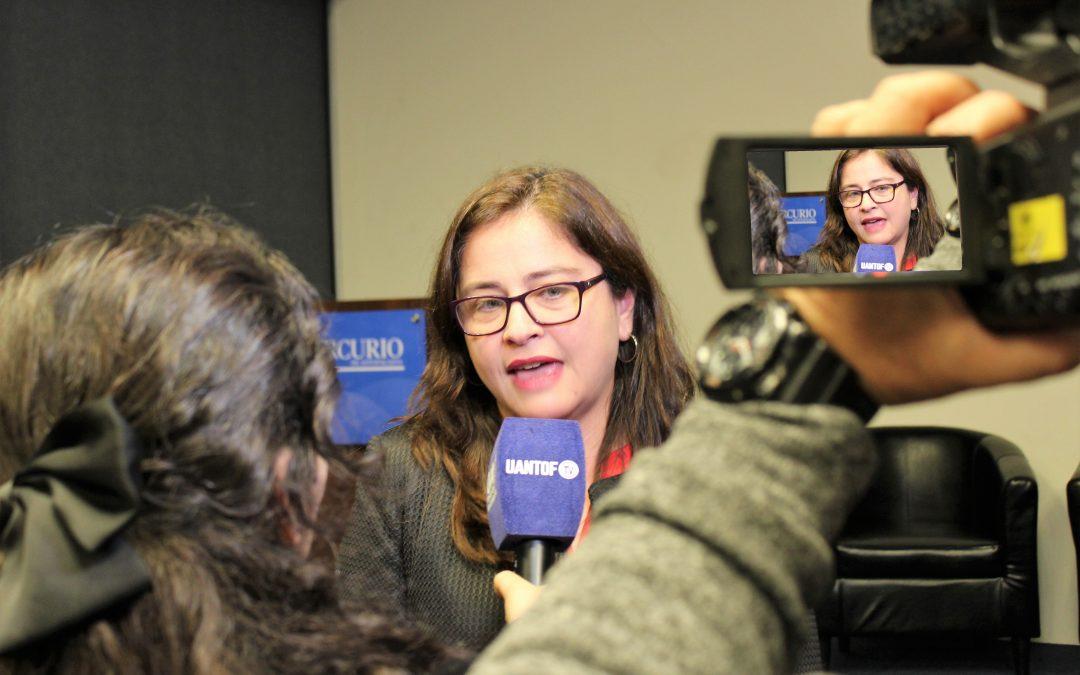 Abogada Fabiola Rivero asume en la Unidad de Género, Inclusión y Equidad de la Universidad de Antofagasta