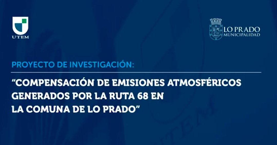 UTEM y Municipalidad de Lo Prado firman convenio para mejorar la calidad de vida de los habitantes de la comuna