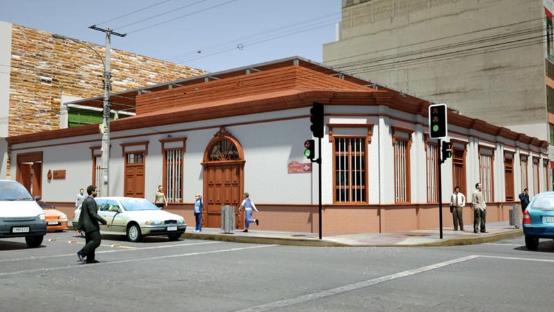 Universidad de Antofagasta valora aprobación de ajuste al presupuesto para remodelación del Teatro Pedro de la Barra por parte del Consejo Regional