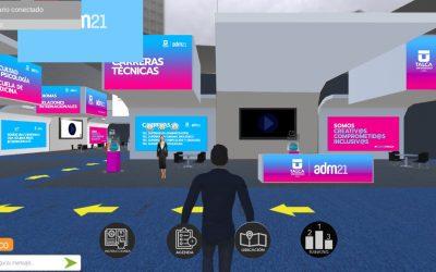 Jóvenes podrán crear su propio avatar y participar en novedosa feria virtual a través de un videojuego en 3D