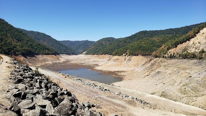 Disponibilidad de agua podría bajar hasta 50 por ciento en zona centro-norte y hasta 25 por ciento en el sur