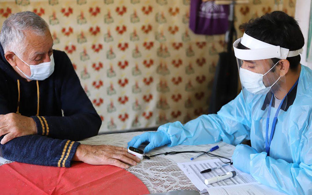UV contribuye a la salud integral de mil 600 personas mayores de la Región