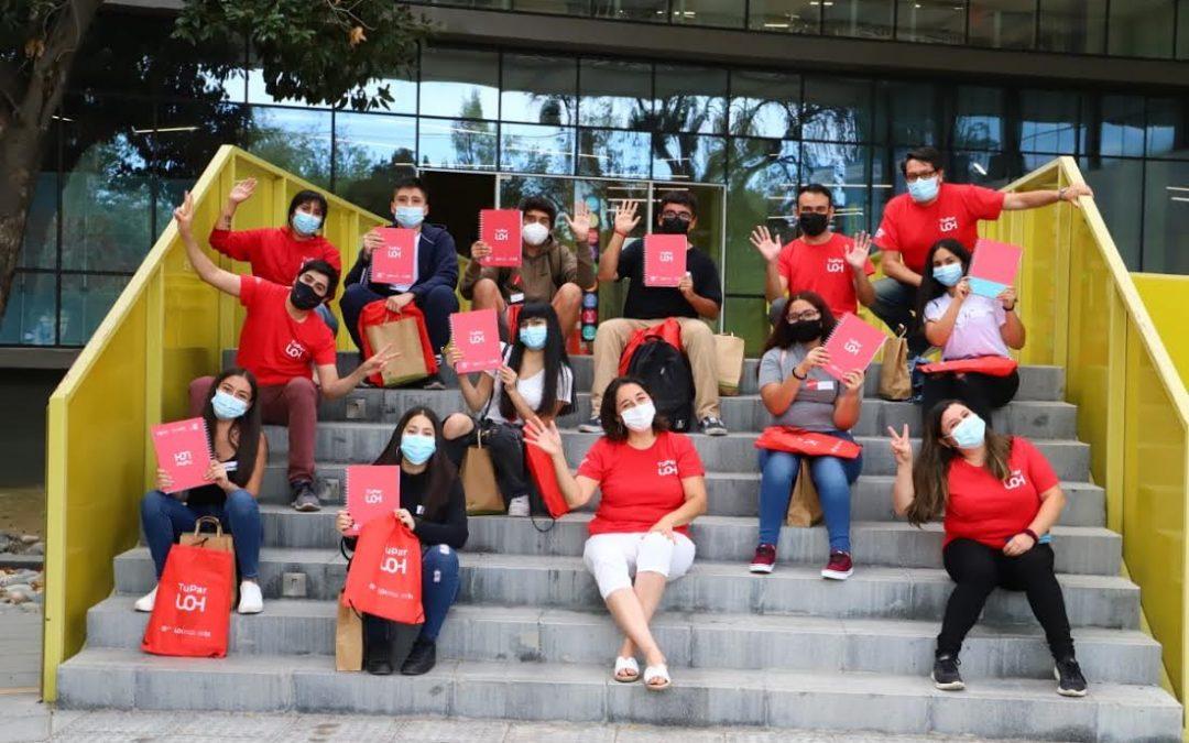 ¡Bienvenidos y bienvenidas! TuPar UOH encabezó jornada de acercamiento a la universidad de nuevos/as estudiantes