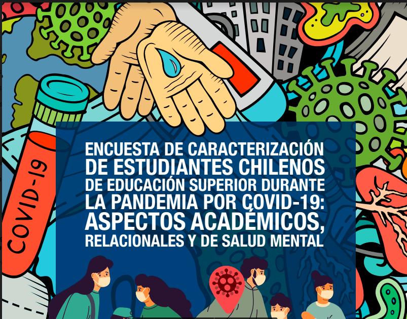 74% de estudiantes chilenos de educación superior presenta síntomas de depresión como resultado de estudiar en situación de confinamiento