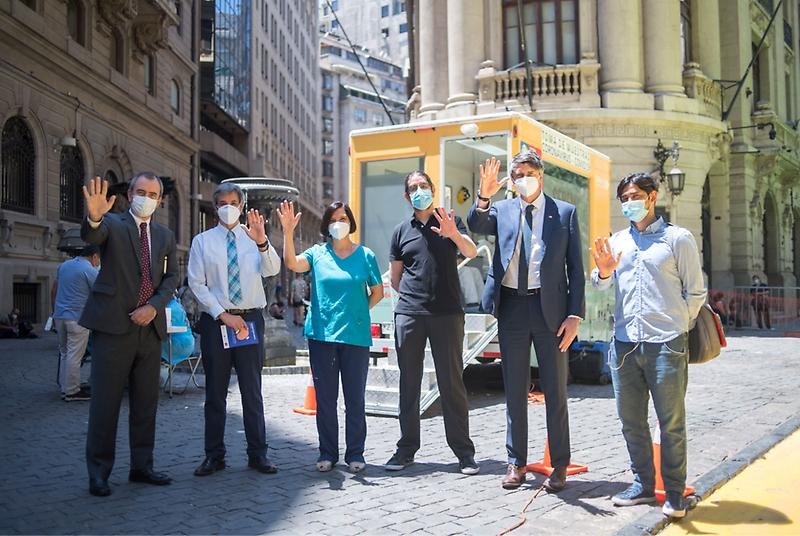 Estudio U. de Chile: 14,5 por ciento de participantes testean positivo a presencia de anticuerpos contra el SARS-CoV-2